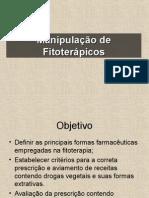 Aula Sobre Fitoterapia