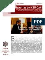 Reportes del CEMOAN No. 17