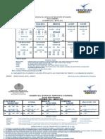 Horarios Dic 2014 - Mar 2015