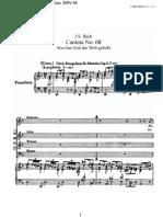 Bach Johann Sebastian Church Cantatas Bwv 68 1865