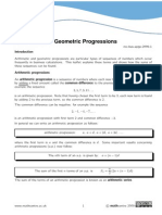 geometric progression.pdf