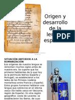 origenydesarrollodelalenguaespaolabueno-100215092341-phpapp01