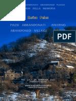 PAESI ABBANDONATI INVERNO (Ita-Eng) Luoghi Abbandonati Abandoned Places Luoghi della Memoria by ph Enrico Pelos