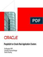 PeopleSoft on RAC SIG
