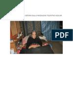 Dormitorio de La Señora Dalila Magdalena Tolentino Aguilar