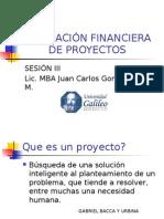 Administracion Financiera II Semana III LIANE