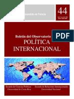 Observatorio de la Política Exterior