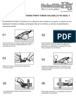 Termofusion Inst Impreso