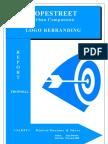 Report Proposal Rebranding Company Logo
