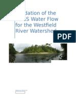 waterflow lab report