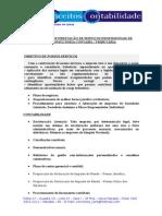 Proposta de Assessoria e Consultoria Contábil