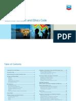 Chevron Business Conduct Ethics Code