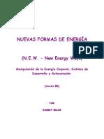 Robert Bruce - Nuevas Formas de Energia