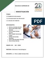 Desiciones Mercadologicas Uni. 1