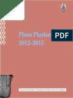 Plano Plurianual PPA 2012 2015