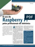 O Uso Do Raspberry Pi