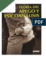 Teoria Del Apego y Psicoanalisis Peter Fonagy Capitulo I y