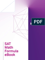 SAT Math Formula eBook