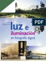 Guia Completa de Luz e Iluminacion en Fotografia