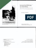 Re Engineering Philosophy for Limited Beings (Wimsatt W., 2007)