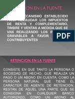 RETENCION  GRUPO 3.ppt