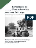 As melhores frases de Henry Ford sobre vida.pdf