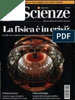 Le Scienze N° 551 Luglio 2014
