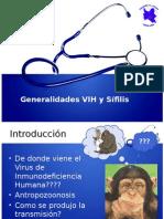 2. Generalidades VIH Sífilis