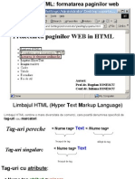 HTML Seminar 1