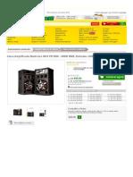 Caixa Amplificada Multi-Uso NKS PK1000 - 300W RMS, Entradas USB e