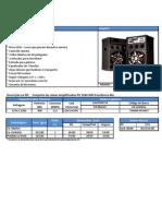Ficha Técnica PK-1000
