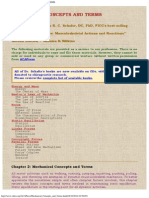Clinical Biomechanics_ Mechanical Concepts and Terms