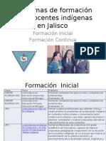 Programas de Formación Para Docentes Indígenas en Jalisco_1