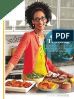 Carla Hall Food Feature Agusut 2014