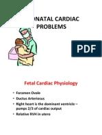 #5 Neonatal Cardiac Anomalies - Copy