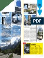 Mercedes Benz Autobahn Travel Feature August 2014