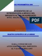 Antecedentes Del Iva
