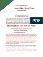 The Nag Hammadi Library El Concepto de Nuestro Gran Poder