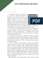 Caracteristicas y Montaje Del Simulador s7-1200