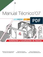 Aa Manual Mitsubishi Codigo Errores
