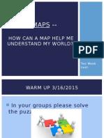 map unit