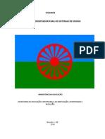 Secadi Ciganos Documento Orientador Para Sistemas Ensino