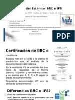 Contenido Del Estándar BRC e IFS