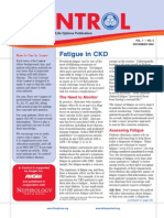 InControl Publication Fatigue in CKD