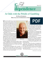 Aging and Independence Services- AIS e bulletin-March 2015