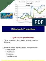 Pronósticos (metodos)