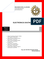 Práctica 8 FlipFlop JK