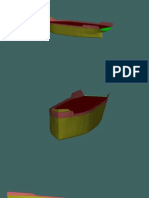 Rencana Garis 3D Maxsurf