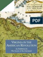 VIRGINIA in The American Revolution