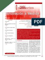 Resumido - Innovacion a Medida